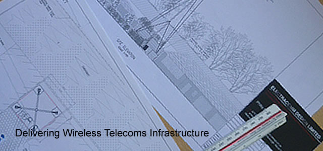 telecom site survey, design and electrical load testing